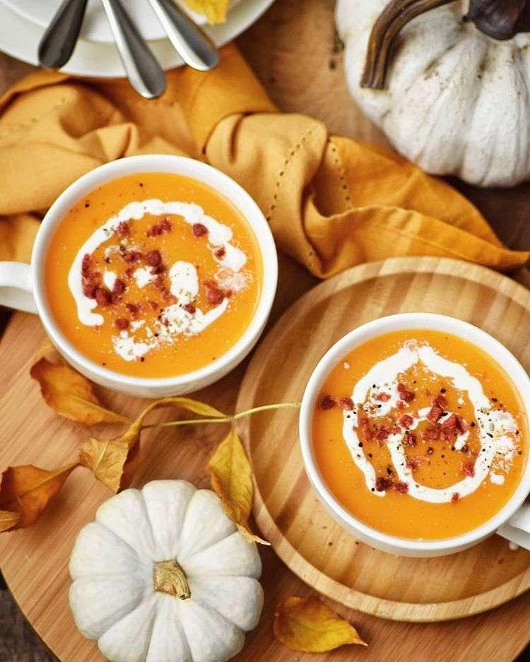 Солнце в тарелке: готовим яркие супы и поднимаем себе настроение!