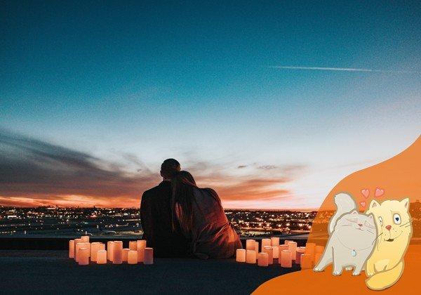 Потерять голову: 10 сценариев улетного свидания