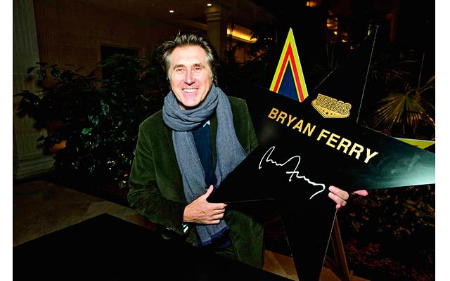 Брайан Ферри о доме, музыке и живописи