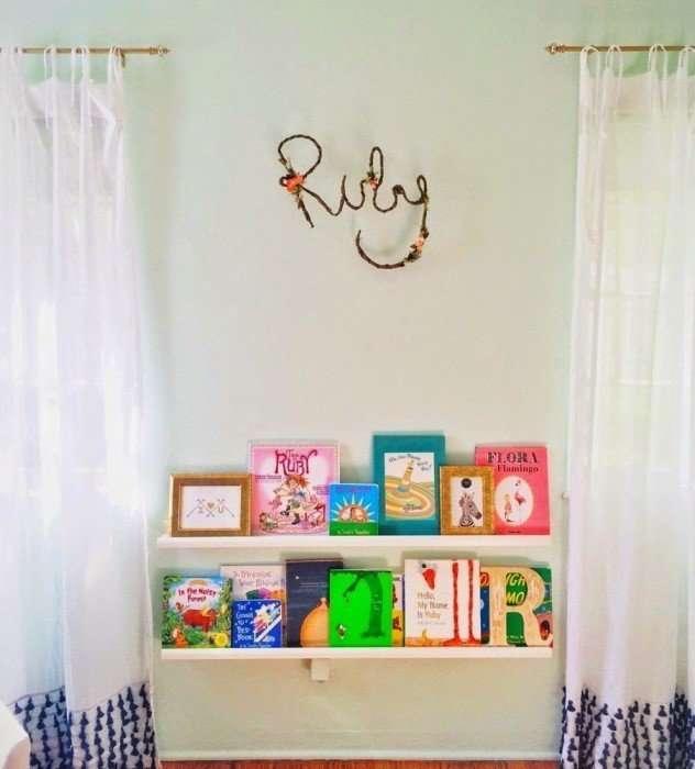 Идеи дизайна комнаты для новорожденных