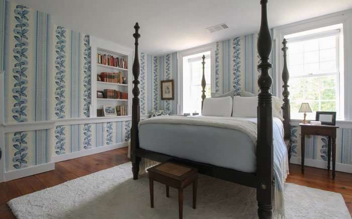 Дом в романтическом стиле Джейн Остин