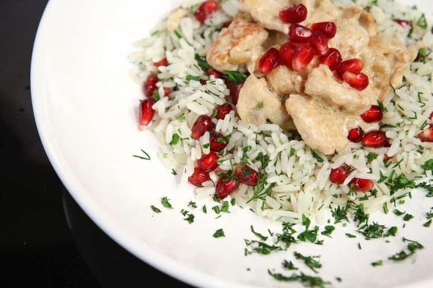 Филе индейки с рисом от Светланы Дружининой