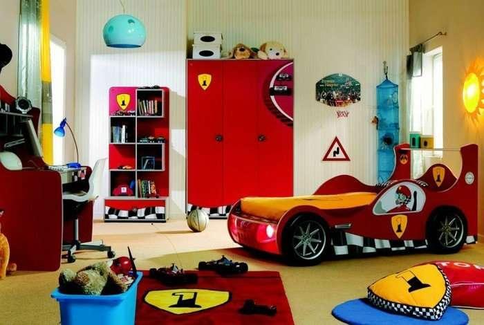Идеи для обустройства детской комнаты
