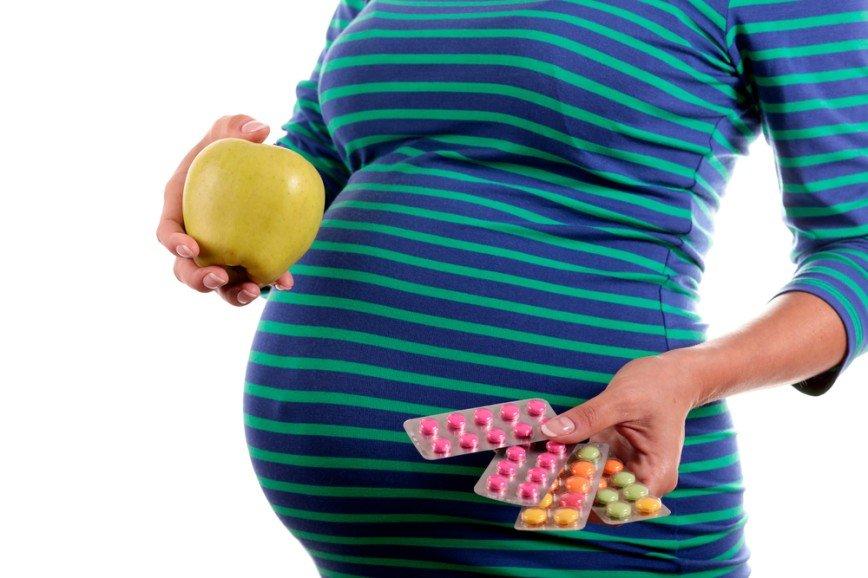 5 мифов и фактов о витаминах для беременных