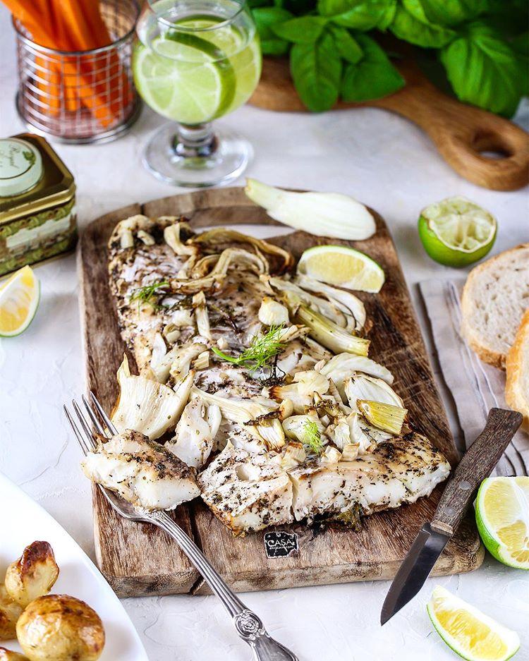 Красиво, вкусно и полезно: три способа приготовить филе трески