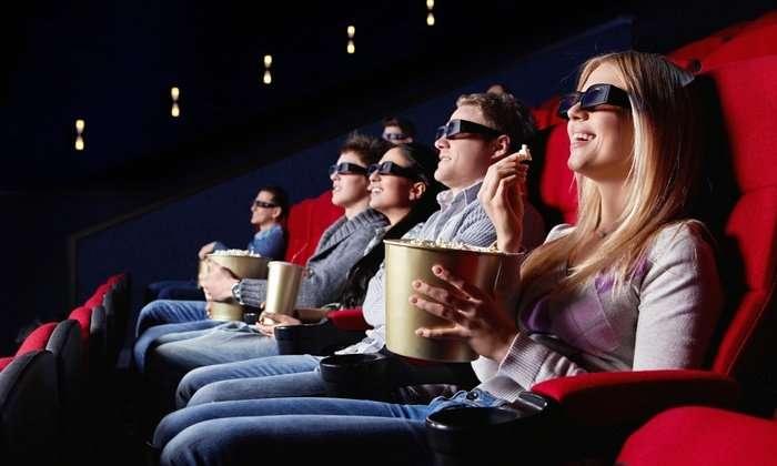 Cекс в кинотеатре