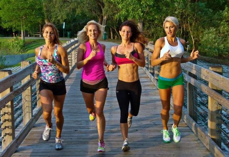Сжигаем жир: почему на улице люди худеют быстрее
