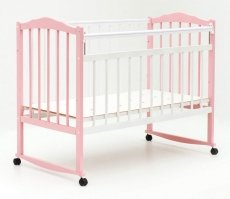 Как выбирать кроватку для малыша
