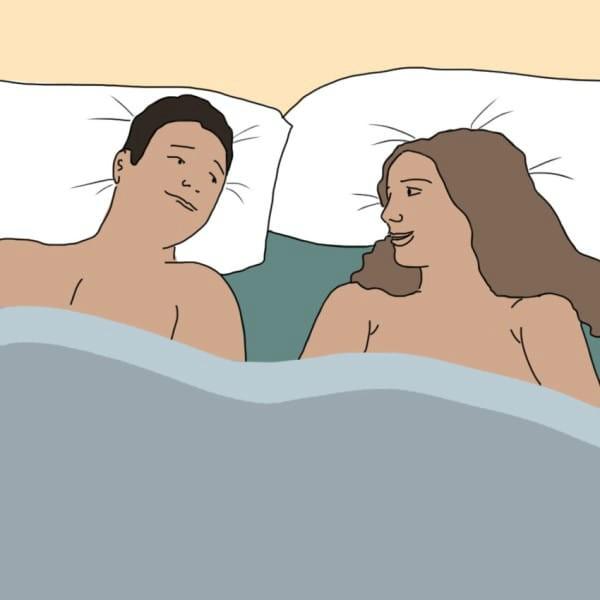 """Преимущества сна """"в чем мать родила"""""""