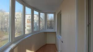 Скління балкона і лоджії в Києві, ціна скління балкона | ЄвроВікна