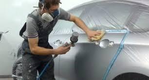Локальне та повне фарбування авто в Києві