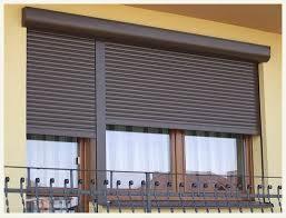 Наружные защитные ролеты на окна с экструдированным профилем ...