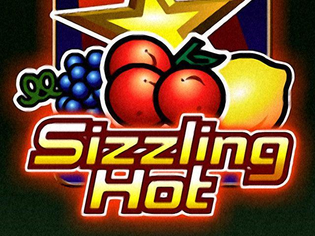 Игровой автомат Sizzling Hot (Раскаленный) в first casino
