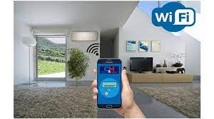 Wi-fi управление в кондиционерах Cooper&Hunter